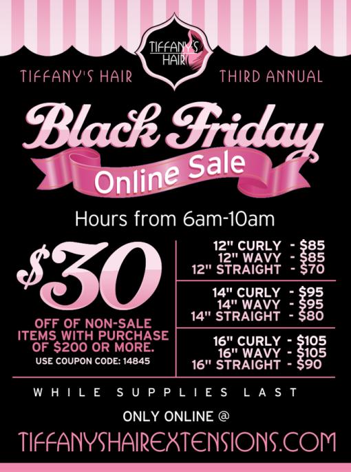 Black Friday @ Tiffany's